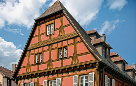 Alsace, proche Strasbourg : week-end 2j/1n en hôtel 4* + petit-déjeuner & accès spa