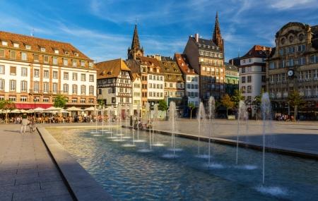 Alsace : enchères, week-end 2j/1n en hôtel 3* pour 2 personnes