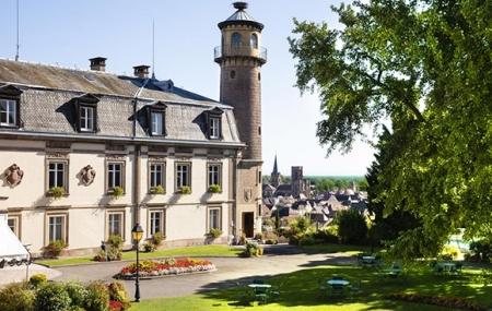 Alsace : vente flash week-end 2j/1n en hôtel 5* + petit-déjeuner & dîner, accès spa - 50%