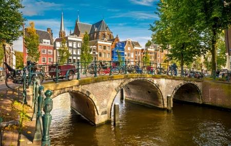 Amsterdam : week-end 2j/1n en hôtel 4* + petits-déjeuners