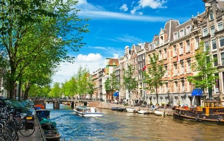 Amsterdam : vente flash, week-end 3j/2n en hôtel 4* + petits-déjeuners + vols, - 76%