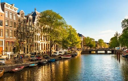 Amsterdam : vente flash, week-end 2j/1n ou plus en hôtel 4* + petit-déjeuner