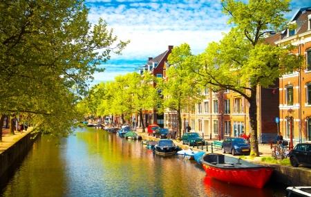 Amsterdam : enchère, week-end 2j/1n en hôtel 4* pour 2 personnes