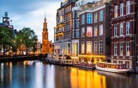 Amsterdam : week-end 2j/1n en hôtel + petit-déjeuner, - 28%