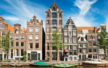 Amsterdam : 1ère minute, locations entre particuliers pour une escapade à prix malin
