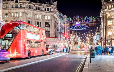 Londres : vente flash, week-end 2j/1n en hôtel 4* + petit-déjeuner