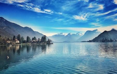 Lac d'Annecy : vente flash, 3j/2n en résidence 3* avec demi-pension + espace bien-être