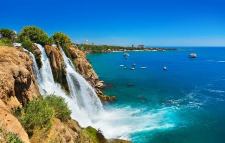 Turquie, Antalya : séjour 8j/7n en hôtel 5* tout compris, vols inclus, - 68%