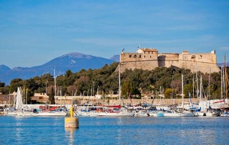 Antibes : vente flash week-end 2j/1n en hôtel-spa 4* + petit-déjeuner, - 64%