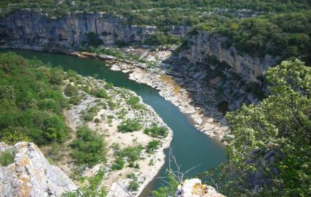 Ardèche, camping 4* : enchères, 8j/7n en mobilhome avec piscine, proche des gorges