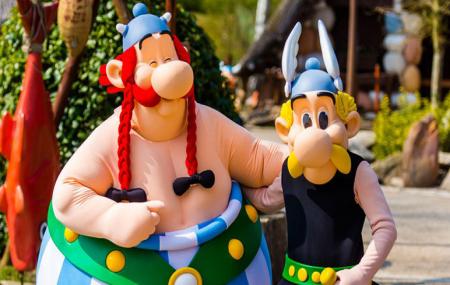 Disneyland® Paris, Parc Astérix... : 2j/1n en hôtels + petit-déjeuner + entrée au parc