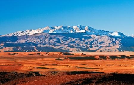 Circuit Maroc en 4X4 : vente flash, 6j/5n demi-pension + 1 nuit dans le désert + vols