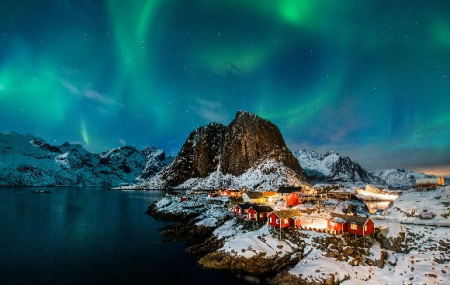 Islande, Reykjavik : vente flash, séjour 6j/5n en hôtel 4* + vols Air France