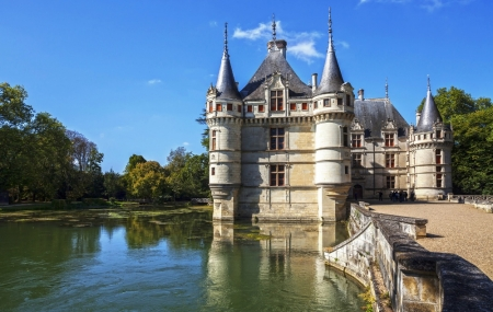 Val de Loire : 2j/1n en hôtel 3* + petit-déjeuner + visite du chateau d'Azay le Rideau