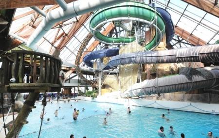 Parc aquatique Aqualud, Le Touquet : 2 entrées adulte et/ou enfant