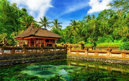 Bali, combiné Ubud & Jimbaran : 10j/7n en villas 4* & 5* avec piscine privée