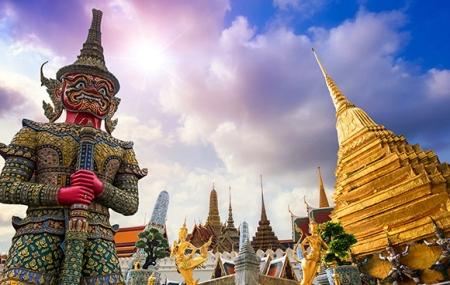 Bangkok : vente flash, séjour 9j/7n en hôtel 4* + petits-déjeuners & vols