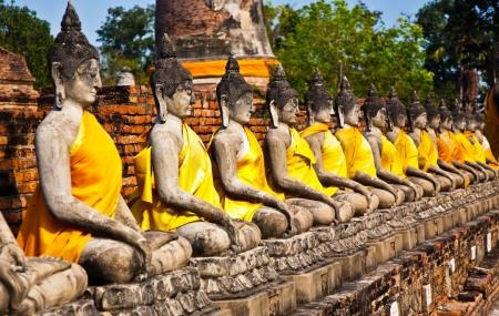 Vols vers Bangkok dès 428 € A/R