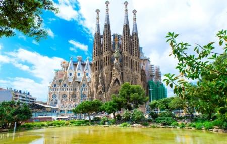 Barcelone : week-end 3j/2n en hôtels 3* bien situés
