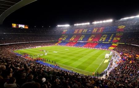 Barcelone : week-end 3j/2n + petits-déjeuners + match FC Barcelone