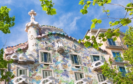 Barcelone : vente flash, week-end 3j/2n en hôtel 4* , surclassement inclus, - 68%