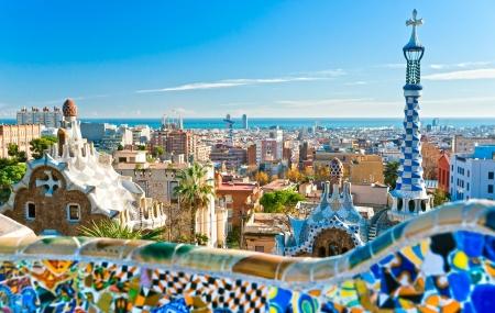 Barcelone : week-end 3j/2n en hôtel 3*, vols inclus