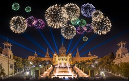 Barcelone, Nouvel An: week-end 3j/2n en hôtel 5* + petits-déjeuners + vols