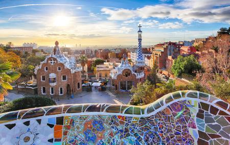 Barcelone : vente flash, week-end 3j/2n en hôtel central + petits-déjeuners + vols
