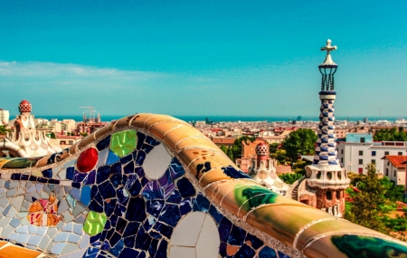 Vol Hotel Tout Compris Barcelone