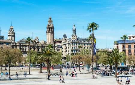 Barcelone : vente flash, week-end 3j/2n en hôtel 3* + vols, - 34%