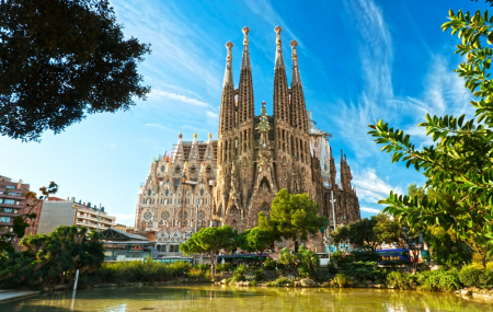 Barcelone : vente flash, week-end 3j/2n en hôtel 3* + vols , - 80%