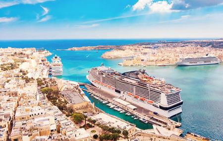 Méditerranée : croisière 8 jours, départs Marseille d'avril à novembre