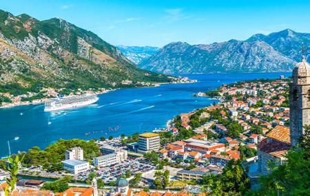 Croatie, Monténégro, Grèce : croisière 7 jours en pension complète, - 37%