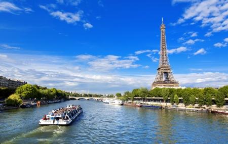 Paris : vente flash week-end 2j/1n en hôtel 3* + petit-déjeuner & croisière, - 50%