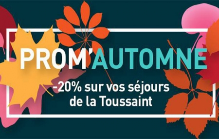 B&B Hôtels : promotion automne jusqu'à -20% sur vos réservations