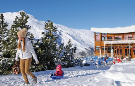 Ski, Alpes : locations 8j/7n en clubs Belambra en demi-pension au pied des pistes, - 30%