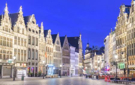 Anvers : week-end 2j/1n ou plus en hôtel Hilton + petit-déjeuner, dispos marché de Noël