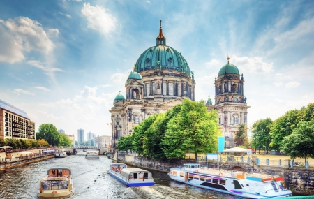 Berlin : vente flash, week-end 3j/2n en hôtel 4* + petits-déjeuners + vols, - 63%