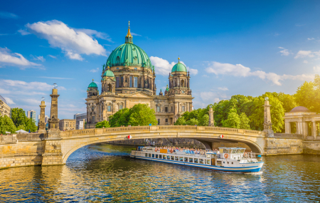 Berlin : vente flash, week-end 3j/2n en hôtel 4* + petits-déjeuners + vols, - 75%