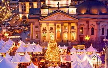 Berlin : week-end 2j/1n ou plus en hôtel 3* + petit-déjeuner, dispos marché de Noël,  - 25%