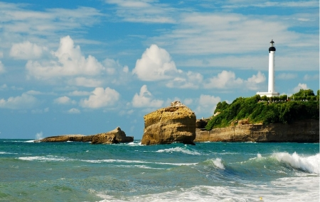 Biarritz : vente flash 2j/1n en hôtel 4* + petit-déjeuner & accès thalasso, - 45%