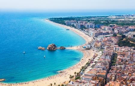 Blanes, Costa Brava : vente flash, 8j/7n en résidence à 100 m de la plage, dispos printemps