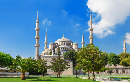 Istanbul : week-end 4j/3n ou plus en hôtel 4* + petits-déjeuners + vols