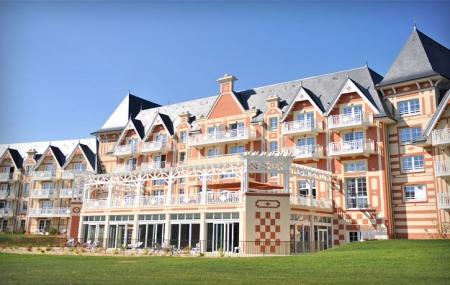 Normandie : vente flash, week-end 2j/1n ou plus en résidence 4* +  & accès spa