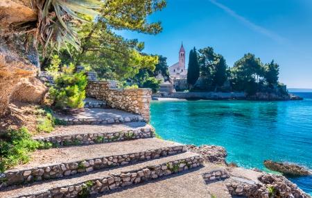 Croatie : enchère, séjour 2 personnes, 8j/7n en hôtel 4* + demi-pension + vols