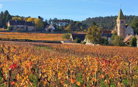 Bourgogne : week-ends 2 j/1n en hôtels 4* + petits déjeuners, annulation gratuite
