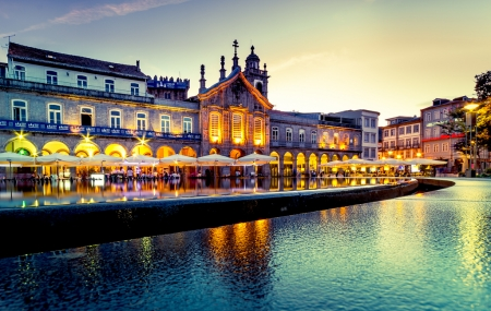 Proche Porto : vente flash, week-end 3j/2n en hôtel 4* + demi-pension & vols