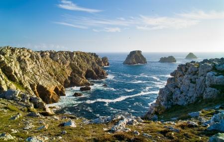 Finistère : enchère, 8j/7n en camping à 300 m de la plage, dispos juillet/août