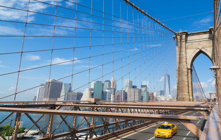 New York, automne/hiver : vols directs Paris ↔ New York à moins de 250 € A/R