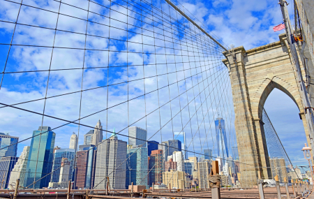 New York : vente flash, week-end 5j/3n en hôtel 5* + taxes incluses + vols Air France